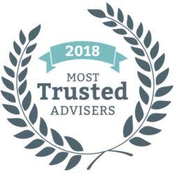 Most Trusted Financial Adviser 2018