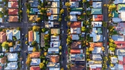 australian housing downturn