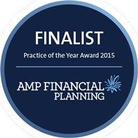 AMP Financial Planning Practice of the Year 2017 - Finalist - Blueprint Wealth Perth